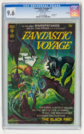 Silver Age (1956-1969):Adventure, Fantastic Voyage #2 File Copy (Gold Key, 1969) CGC NM+ 9.6 White pages....