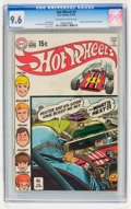 Bronze Age (1970-1979):Miscellaneous, Hot Wheels #1 (DC, 1970) CGC NM+ 9.6 Off-white to white pages....