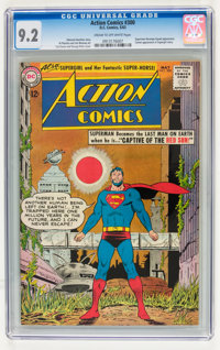 Action Comics #300 (DC, 1963) CGC NM- 9.2 Cream to off-white pages