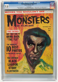 Magazines:Horror, Famous Monsters of Filmland #5 (Warren, 1959) CGC FN/VF 7.0 Off-white pages....