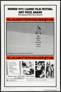 """Slaughterhouse-Five (Universal, 1972). One Sheet (27"""" X 41"""") and Pressbook (Multiple Pages, 8"""" X 14""""..."""