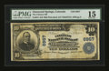 National Bank Notes:Colorado, Glenwood Springs, CO - $10 1902 Plain Back Fr. 624 The Citizens NBCh. # 6957. ...