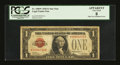 Small Size:Legal Tender Notes, Fr. 1500* $1 1928 Legal Tender Note. PCGS Apparent Very Good 8.. ...
