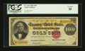 Large Size:Gold Certificates, Fr. 1214 $100 1882 Gold Certificate PCGS Very Fine 20....