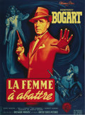 "Movie Posters:Film Noir, The Enforcer (Warner Brothers, 1951). French Grande (47"" X 63""). ..."