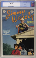 Golden Age (1938-1955):Western, Jimmy Wakely #5 (DC, 1950) CGC NM+ 9.6 Off-white pages....
