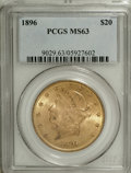 Commemorative Gold: , 1904 G$1 Lewis and Clark MS64 PCGS. This flashy yellow-goldnear-Gem is exceptional from a technical viewpoint, but a few m...