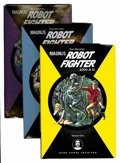 Memorabilia:Comic-Related, Russ Manning's Magnus Robot Fighter 4000 A.D. Archives Volume #1-3 Group (Dark Horse, 2004).... (Total: 3 Items)