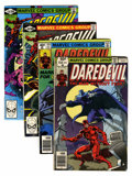 Modern Age (1980-Present):Superhero, Daredevil #158-188 Group (Marvel, 1979-82) Condition: Average VF,except as noted.... (Total: 32 Comic Books)