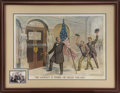 Political:Posters & Broadsides (1896-present), William McKinley: Rare and Colorful 1896 Campaign Poster....