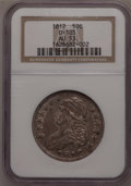Bust Half Dollars: , 1812 50C AU53 NGC. O-103. NGC Census: (44/436). PCGS Population(51/344). Mintage: 1,628,059. Numismedia Wsl. Price for pr...