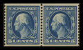 Stamps, 5c Blue (355),...