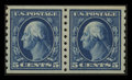 Stamps, 5c Blue (396),...