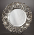 Silver & Vertu:Hollowware, A CASED AMERICAN SILVER PLATE. Dominick & Haff, New York, New York, 1890. Marks: 925 (in rectangle) (circle) 1890 (in di... (Total: 2 Items)