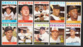 Baseball Cards:Lots, 1964 Topps Baseball Collection (213) With HoFers! ...