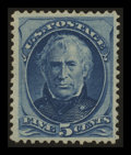 Stamps, 5c Blue (179),...