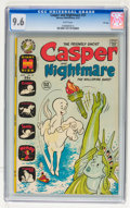 Bronze Age (1970-1979):Cartoon Character, Casper and Nightmare #37, 38, and 40 CGC-Graded File Copy Group(Harvey, 1972-73) CGC NM+ 9.6.... (Total: 3 Comic Books)