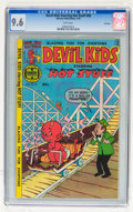 Bronze Age (1970-1979):Cartoon Character, Devil Kids Starring Hot Stuff #86 and 97 CGC-Graded File Copy Group(Harvey, 1978) CGC NM+ 9.6 White pages.... (Total: 2 Comic Books)