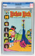 Bronze Age (1970-1979):Humor, Richie Rich #126 File Copy (Harvey, 1974) CGC NM+ 9.6 Off-white towhite pages....