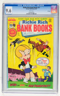 Bronze Age (1970-1979):Cartoon Character, Richie Rich Bank Book #17 File Copy (Harvey, 1975) CGC NM+ 9.6White pages....