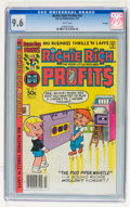 Modern Age (1980-Present):Humor, Richie Rich Profits #41 File Copy (Harvey, 1981) CGC NM+ 9.6 Whitepages....