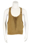 Movie/TV Memorabilia:Costumes, Alien 3 - Leon Herbert Screen-Worn Jacket and Tank Top....(Total: 2 Items)