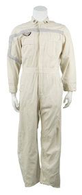 Movie/TV Memorabilia:Costumes, The Last Starfighter Screen-Featured Rylan Technician Jumpsuit....
