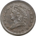 Large Cents, 1812 1C Large Date MS63 Brown PCGS....