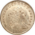 Early Dollars, 1799/8 $1 15 Stars Reverse MS62 NGC....