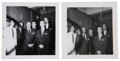Music Memorabilia:Photos, Buddy Holly and the Crickets Rare Snapshots.... (Total: 2 Items)