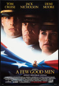 """Movie Posters:Drama, A Few Good Men (Columbia, 1992). One Sheet (27"""" X 40) DS Advance. ..."""