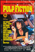 "Movie Posters:Crime, Pulp Fiction (Miramax, 1994). One Sheet (27"" X 40) SS. Crime.. ..."