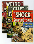 Bronze Age (1970-1979):Horror, EC Classic Reprints 1-12 Complete Set with Mailing Envelopes (EastCoast Comix, 1973-76).... (Total: 24 Items)