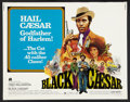 "Movie Posters:Blaxploitation, Black Caesar (American International, 1973). Half Sheet (22"" X28""). Blaxploitation.. ..."