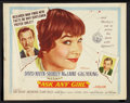 "Movie Posters:Comedy, Ask Any Girl (MGM, 1959). Half Sheet (22"" X 28"") Style B. Comedy.. ..."