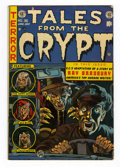 Golden Age (1938-1955):Horror, Tales From the Crypt #36 (EC, 1953) Condition: VG/FN....