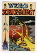 Golden Age (1938-1955):Science Fiction, Weird Science-Fantasy #28 (EC, 1955) Condition: FN+....