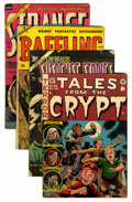Golden Age (1938-1955):Horror, Miscellaneous Golden Age Pre-Code Horror Comics Group (VariousPublishers, 1953-54).... (Total: 4 Comic Books)