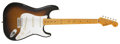 Musical Instruments:Electric Guitars, Buddy Holly Commemorative Fender Stratocaster Guitar.... (Total: 2Items)