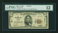 National Bank Notes:Texas, Spur, TX - $5 1929 Ty. 2 The Spur NB Ch. # 9611. ...