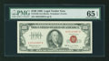 Small Size:Legal Tender Notes, Fr. 1550 $100 1966 Legal Tender Note. PMG Gem Uncirculated 65 EPQ.. ...