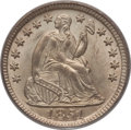 Seated Half Dimes: , 1851 H10C MS64 PCGS. PCGS Population (25/28). NGC Census: (30/47).Mintage: 781,000. Numismedia Wsl. Price for problem free...