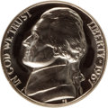 SMS Jefferson Nickels: , 1967 5C SMS MS68 Cameo NGC. NGC Census: (42/1). PCGS Population(7/0). (#84199)...