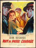 "Movie Posters:War, The Password Is Courage (MGM, 1963). French Grande (47"" X 63"").War.. ..."