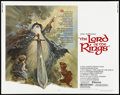"Movie Posters:Animated, The Lord of the Rings (United Artists, 1978). Half Sheet (22"" X 28""). Animated.. ..."