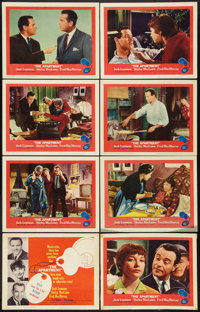 """The Apartment (United Artists, 1960). Lobby Card Set of 8 (11"""" X 14""""). Comedy. ... (Total: 8 Items)"""