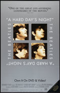 "Movie Posters:Rock and Roll, A Hard Day's Night (Buena Vista, R-2001). DVD Poster (26"" X 40"").Rock and Roll.. ..."