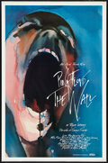 """Movie Posters:Rock and Roll, Pink Floyd: The Wall (MGM/UA, 1982). One Sheet (27"""" X 41""""). Rock and Roll.. ..."""