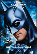 "Movie Posters:Action, Batman & Robin (Warner Brothers, 1997). One Sheets (5) (27"" X40"") SS Advance Batman, Robin, Poison Ivy, Mr. Freeze, and Bat...(Total: 5 Items)"