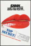 """Movie Posters:Action, Top Secret! (Paramount, 1984). International One Sheets (2) (27"""" X 40"""") A and B. Action.. ... (Total: 2 Items)"""